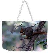 Tree Top Nut Weekender Tote Bag