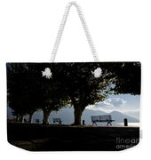 Trees And Benches Weekender Tote Bag