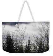 Trees And Clouds Weekender Tote Bag