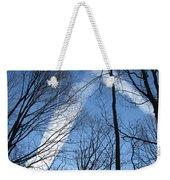 Trees And Trails Weekender Tote Bag