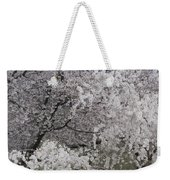 Trees Heavy With Cherry Blossoms Weekender Tote Bag