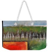 Trees That Are Slow To Grow Poster Weekender Tote Bag