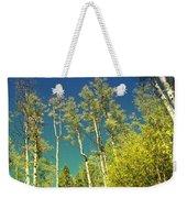 Treetop Color Weekender Tote Bag