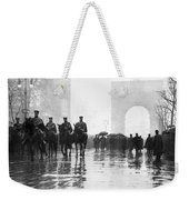 Triangle Fire Memorial, 1911 Weekender Tote Bag