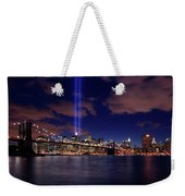 Tribute In Light II Weekender Tote Bag