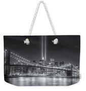 Tribute In Light Vi Weekender Tote Bag