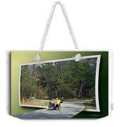 Trike Wave Weekender Tote Bag
