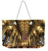 Trinity Church Nyc Weekender Tote Bag