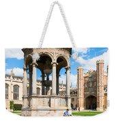 Trinity College Weekender Tote Bag