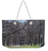 Trinity Park Ft Worth Tx Weekender Tote Bag