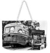 Trolley Car Diner - Philadelphia Weekender Tote Bag