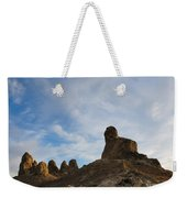 Trona Pinnacles 2 Weekender Tote Bag
