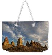 Trona Pinnacles 4 Weekender Tote Bag