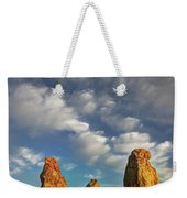 Trona Pinnacles 5 Weekender Tote Bag