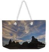 Trona Pinnacles 6 Weekender Tote Bag
