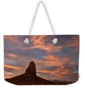Trona Pinnacles 8 Weekender Tote Bag