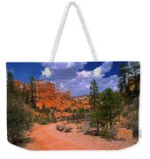 Tropic Canyon In Bryce Canyon Park Weekender Tote Bag