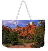 Tropic Canyon Weekender Tote Bag