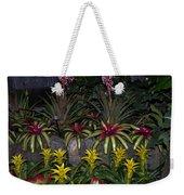 Tropical 1 Weekender Tote Bag by Wanda J King