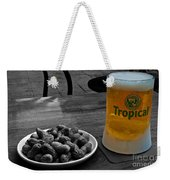 Tropical Beer Weekender Tote Bag