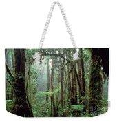 Tropical Cloud Forest Weekender Tote Bag