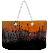 Tropical Evening Weekender Tote Bag