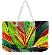 Tropical Foliage Weekender Tote Bag