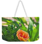 Tropical Hummer Weekender Tote Bag