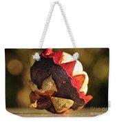 Tropical Mangosteen - The Medicinal Fruit Weekender Tote Bag