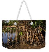 Tropical Mangroves Weekender Tote Bag
