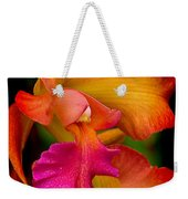 Tropical Splendor Weekender Tote Bag