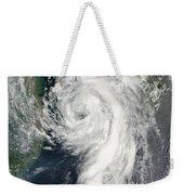 Tropical Storm Dianmu Weekender Tote Bag