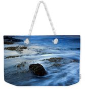 Tropical Sunrise Swirl Weekender Tote Bag