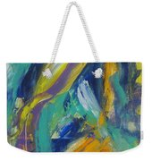 Tropicana 2 Weekender Tote Bag by Anita Burgermeister