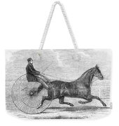 Trotting Horse, 1861 Weekender Tote Bag