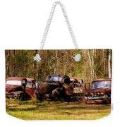 Truck Graveyard Weekender Tote Bag