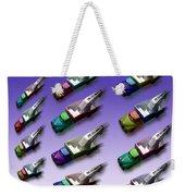 Truck Meet Weekender Tote Bag