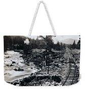 Truckee River - California Looking Toward Donner Lake - C 1865 Weekender Tote Bag
