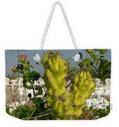 True Beauty Has Thorns Weekender Tote Bag