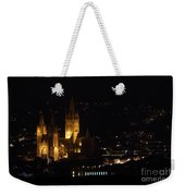 Truro Cathedral Illuminated Weekender Tote Bag