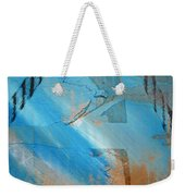 Tsunami Light Weekender Tote Bag