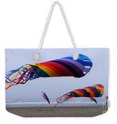 Go Fly A Kite 9 Weekender Tote Bag