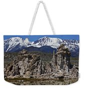 Tufa At Mono Lake California Weekender Tote Bag