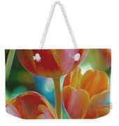 Tulip Fascination Weekender Tote Bag
