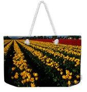 Tulip Fields Forever Weekender Tote Bag