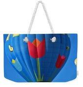 Tulip Hot Air Balloon Weekender Tote Bag