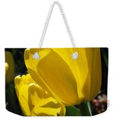Tulip Named Big Smile Weekender Tote Bag