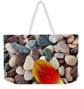 Tulip Petal And Wet Stones Weekender Tote Bag