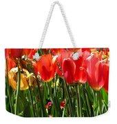 Tulip Uprising Weekender Tote Bag