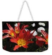 Tulips And Daisies Weekender Tote Bag